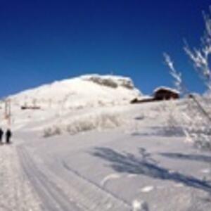 Skeikampen vinter