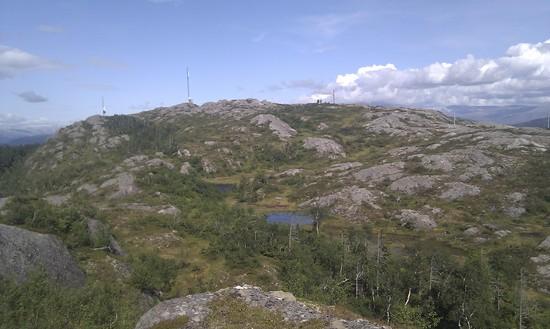 Storfjellet og Høglivatnet (9)