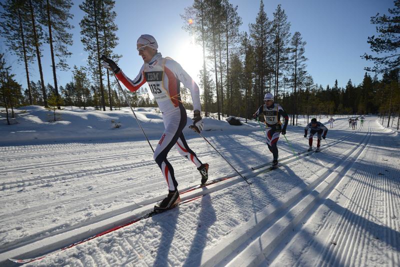 Oppladingen og forberedelsene er alfa-omega når du skal begi deg ut på Vasaloppets 9 mil fra Sälen til Mora. Foto: Rauschendorfer/NordicFocus.