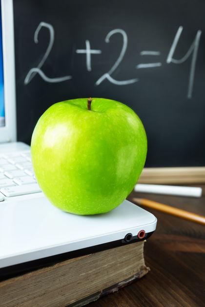 Frukt på skulen