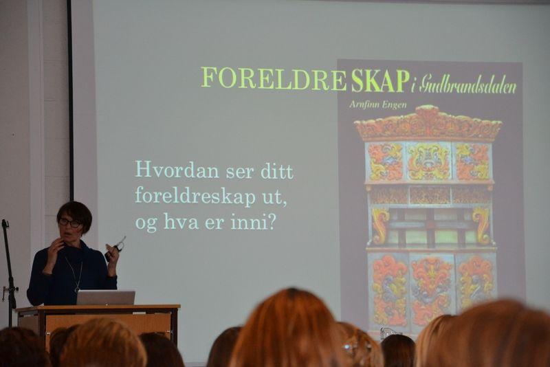 Kerstin Søderstrøm, BUP Lillehammer