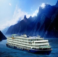 Cruise på Yangtze