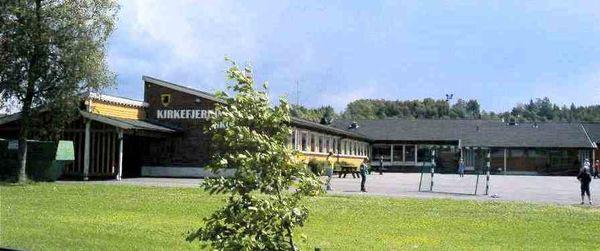 Kirkefjerdingen skole