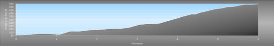 blåfjelldørjo profil