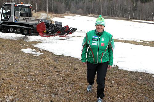 Barbro Tomter Dahlen. Foto: Erik Borg.