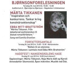 Marta Tikkanen illustrasjon