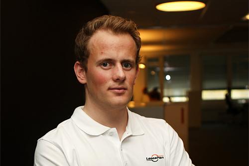 Espen Udjus Frorud fra østfoldklubben Skiptvet IL vil bli VM-deltaker kommende vinter. Foto: Erik Borg.