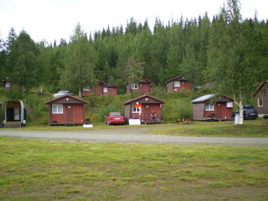 storforsen camping 2