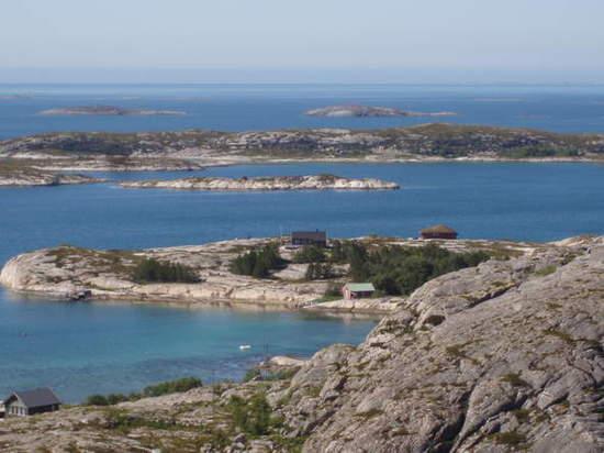 Utsikt fra Vikerheia