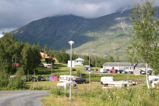 mosjøen vandrehjem og sandvik camping