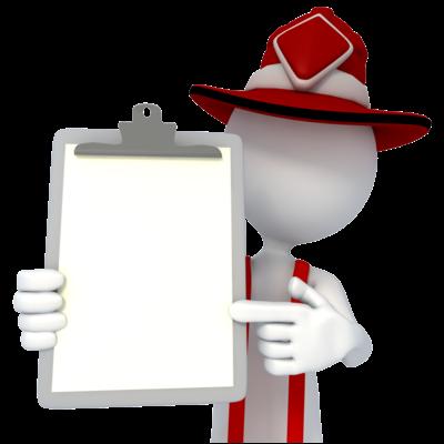 Informasjon fra brannsjefen