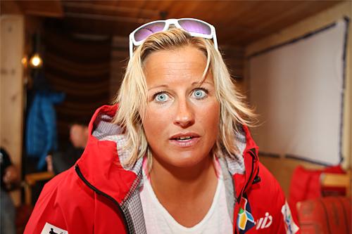 Vibeke Skofterud. Foto: Erik Borg.