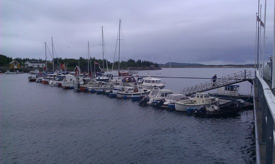 solfjellsjøen båtforening