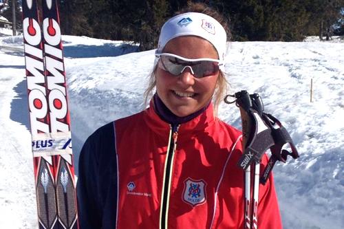 Mari Støen Gussiås. Foto: Privat