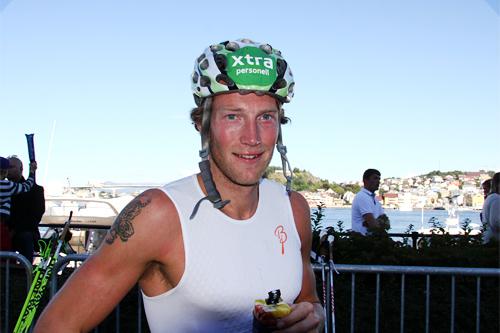 Simen Østensen fra da han vant Toppidrettsveka 2013 helt overlegent. Foto: Geir Nilsen/Langrenn.com.
