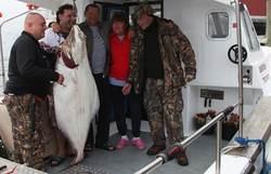 Russian group, Halibut 60KG