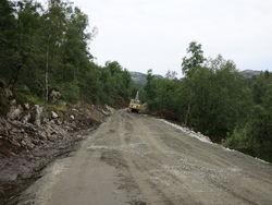 Utbedring av fylkesvei 1