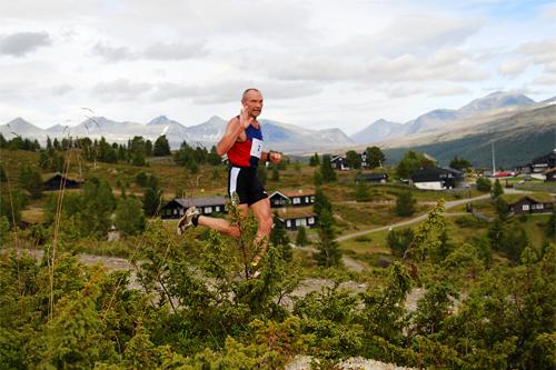 Illustrasjonsbilde fra Furusjøen Rundt-løpet. Foto: Stig Haugen / Furusjøen Rundt.