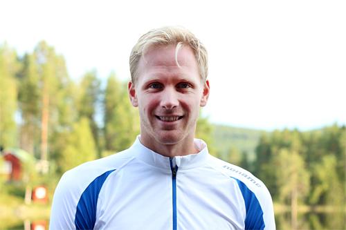 Daniel Richardsson. Foto: Helsinge Ski Team.