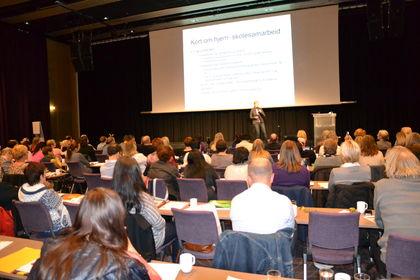 Lyttende forsamling FUGkonf13