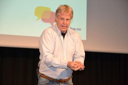 Geir Marring på FUGkonf13