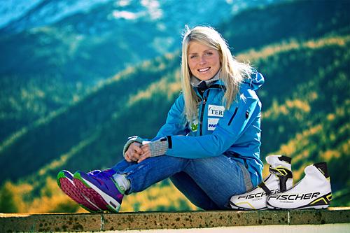 Therese Johaug. Foto: Fischer/NordicFocus.