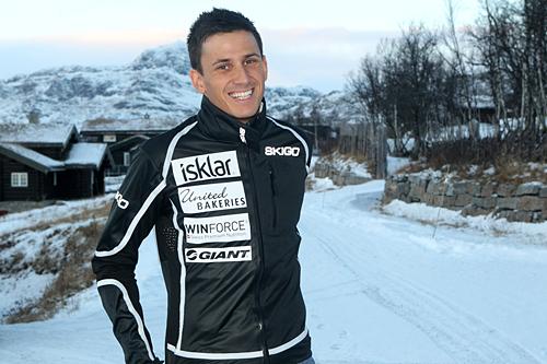 Tore Bjørseth Berdal fra Byåsen IL er langt bedre forberedt til å takle utfordringene på langløpene denne sesongen enn han var i fjor. Foto: Erik Borg.