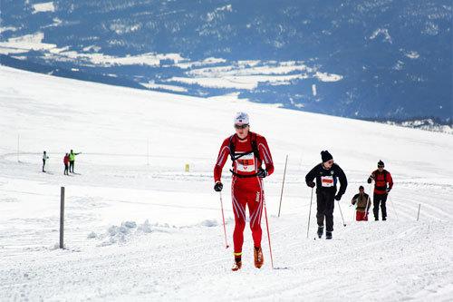 Illustrasjonsbilde fra N3 - Norefjellrennet. Foto: Kirsti Kringhaug/Langrenn.com.