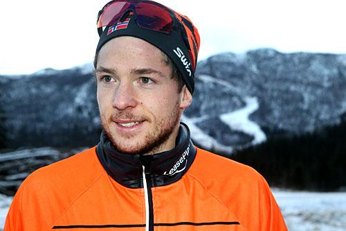 Ånund Lid Byggland. Foto: Erik Borg.