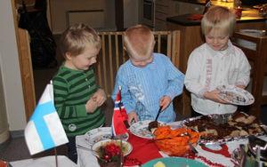 Knausen barnehage - Barnas julebord - jula 2013 c