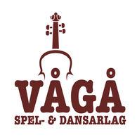 Logo Vågå spel- og dansarlag_mørk rød