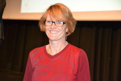 Elisabeth Strengen Gunder på FUGkonferansen