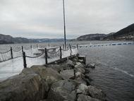Moloen i Moi båthavn