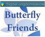 Internasjonalt prosjekt Butterfly Friends