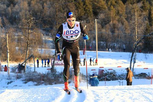 Øyvind Moen Fjeld. Foto: Erik Borg.