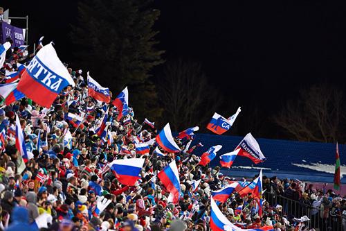 OL Sotsji 2014. Foto: NordicFocus.