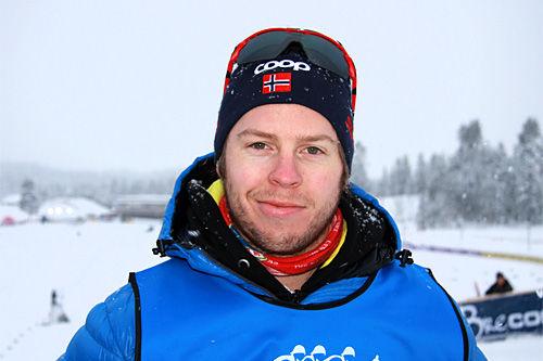 Eirik Myhr Nossum. Foto: Geir Nilsen/Langrenn.com.