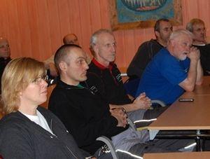 Vaktmestere og ledere på EPC-møte
