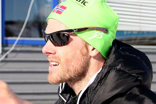 Jørgen Aukland. Foto: Geir Nilsen/Langrenn.com.
