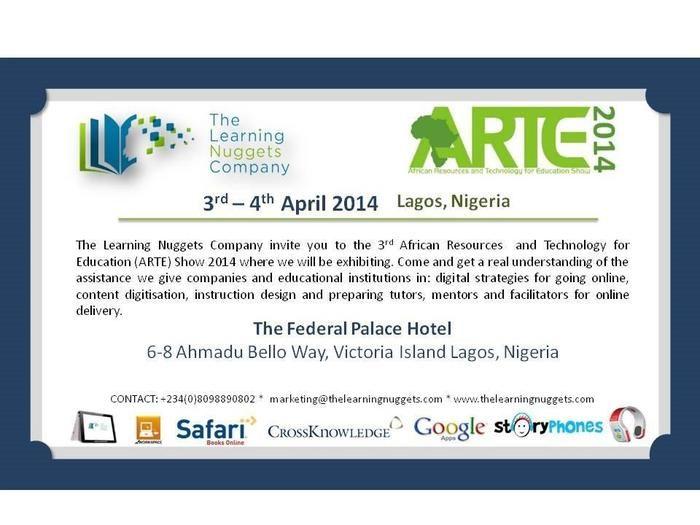 ARTE 2014 Invite