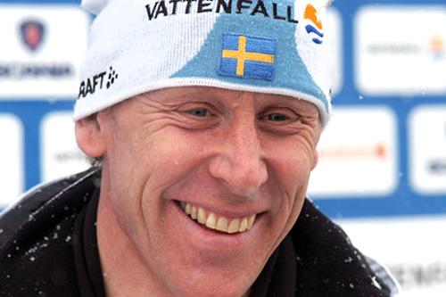 Gunde Svan. Foto: Ivar Haugen.