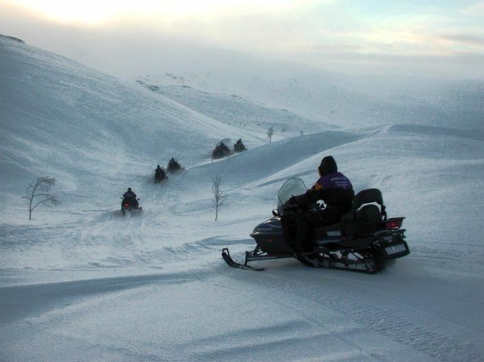 Snøskuter - dispensasjon motorferdsel