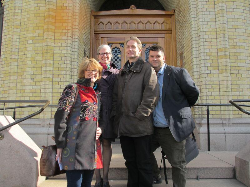 FUG foran Stortinget