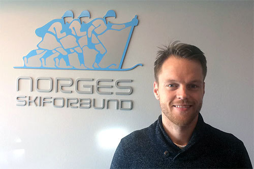 Anders Byström blir ny trener for Norges juniorlandslag. Foto: Norges Skiforbund.