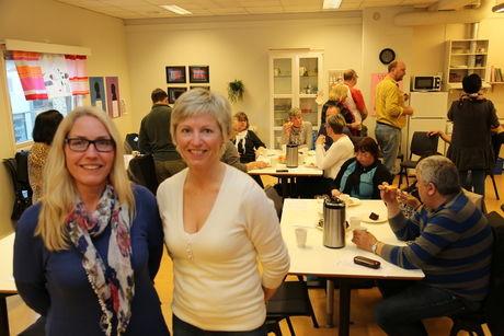 Fosterhjem - Sissel Kyllingmark og Gunhild Westergaard