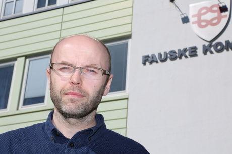Atle Borøy rektor nye Vestmyra