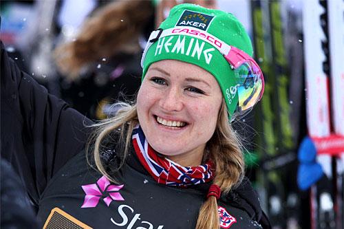 Tuva Toftdahl Staver. Foto: Geir Nilsen/Langrenn.com.