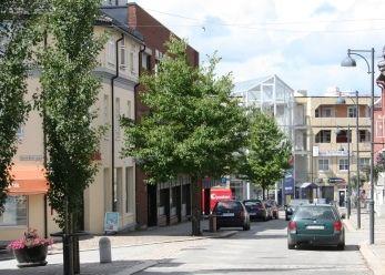 Storgata Mysen sentrum