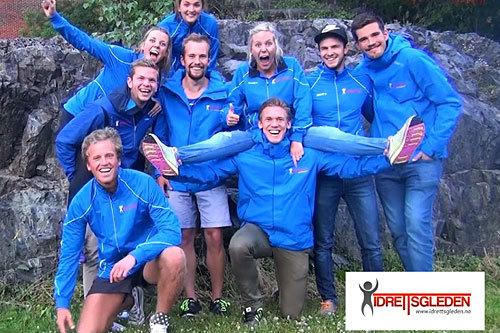Idrettsgledengjengen ønsker idrettsgledejegere velkommen til å sprenge egne grenser i høstens Idrettsgledens Råeste-løp i Drammens Råeste og Oslos Råeste. Foto: Idrettsgleden.