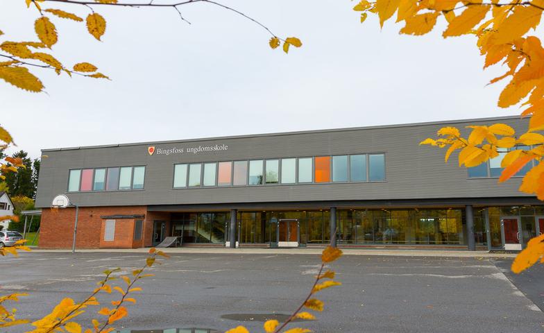 bingsfoss ungdomsskole
